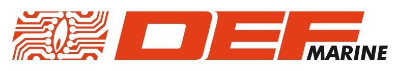 Logo DEF Marine